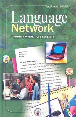 Language Network: Student Edition Grade 8 2001