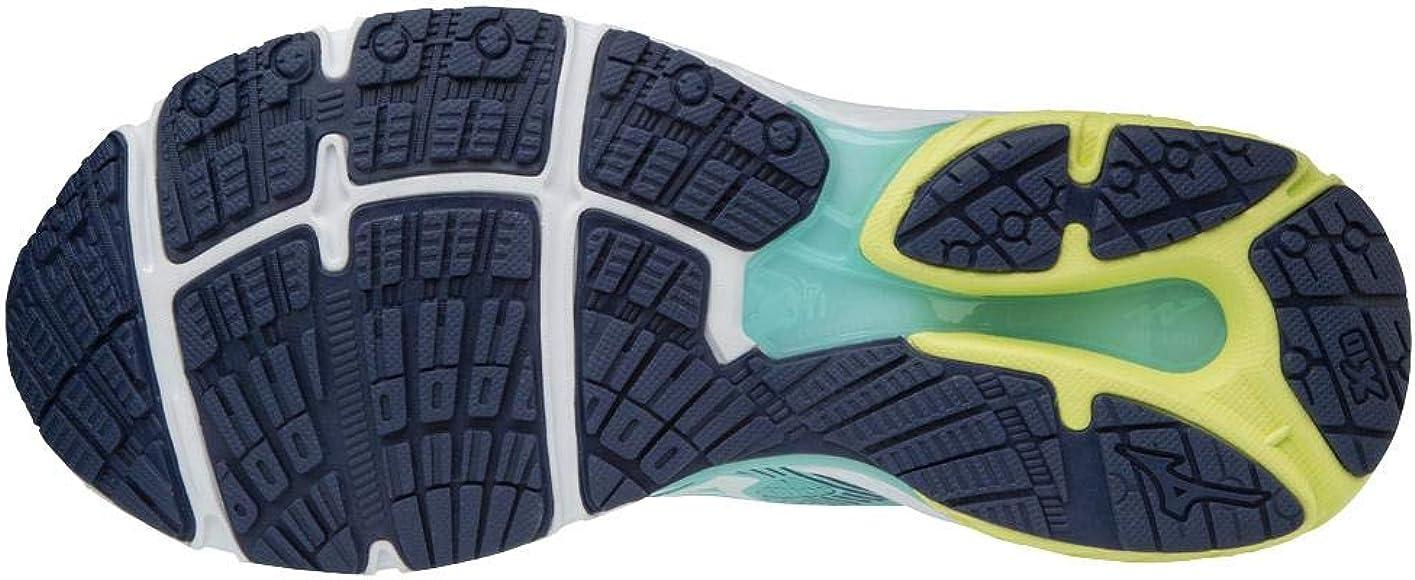 Mizuno Wave Prodigy 2, Zapatillas para Mujer, Multicolor (Aqua ...