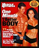 One Minute to a Better Body, , 0945797346