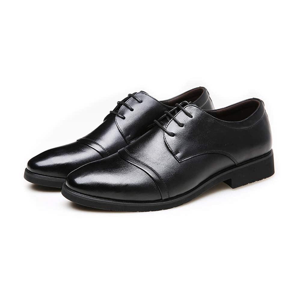 LYZGF LYZGF LYZGF Hombres Caballeros Primavera Y Oto ntilde;o Negocios Ocio Ropa Formal Encaje Zapatos f0c8f2