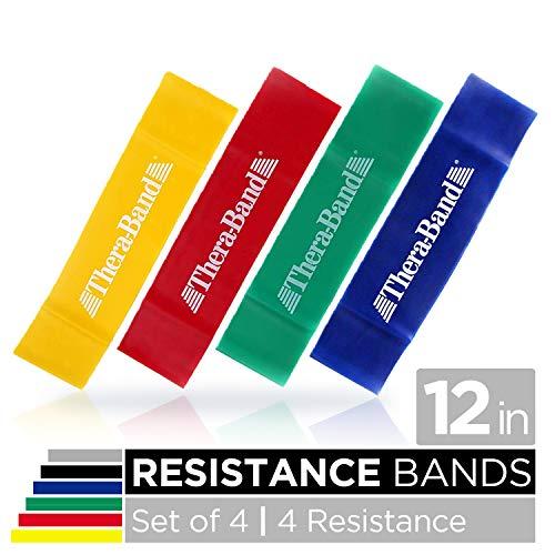 TheraBand Resistance Band Loop Set