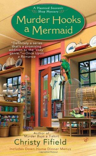 book cover of Murder Hooks a Mermaid