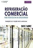 capa de Refrigeração Comercial Para Técnicos em Ar-Condicionado