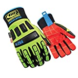 Ringers Gloves 264 Insulated Limited Slip Palm Gloves, Large