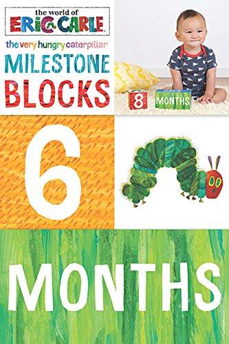 The World of Eric Carle (TM) The Very Hungry Caterpillar (TM) Milestone Blocks ()
