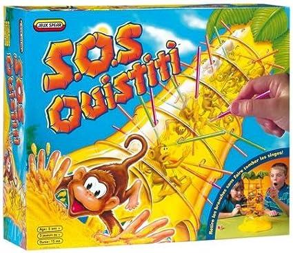 MATTEL SOS Ouistiti: Amazon.es: Juguetes y juegos
