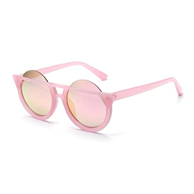 50f1662e8f Amazon.com  Peach   Pepper Women Men Retro in Stylish Semi-rimless ...