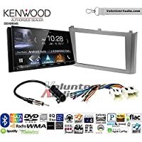 Volunteer Audio Kenwood DDX9904S Double Din Radio Install Kit with Apple CarPlay Android Auto Bluetooth Fits 2000-2003 Nissan Maxima (Without Bose)