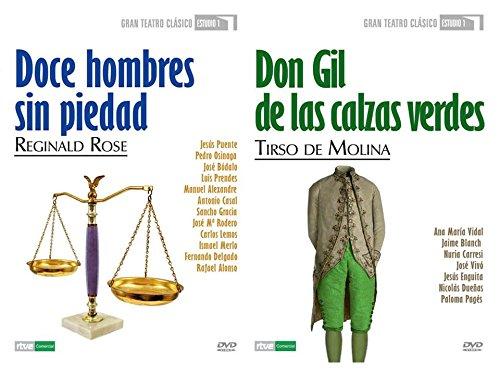 OFERTA NAVIDAD PACK REGALO - 10 DVDs Teatro ESTUDIO 1: Amazon.es: TVE: Cine y Series TV