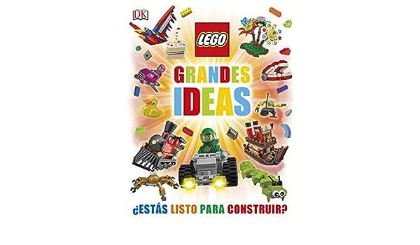 LEGO. Grandes ideas: Varios autores: 9780241249185: Amazon ...