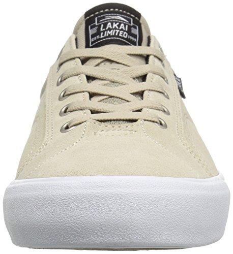 Lakai Zapatillas Skate Flaco Cream Suede Talla 13