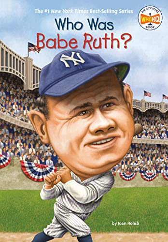 Who Was Babe Ruth? (Interesting Facts About Jackie Robinson For Kids)