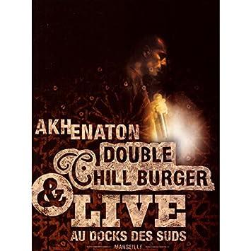 AKHENATON DOUBLE CHILL BURGER