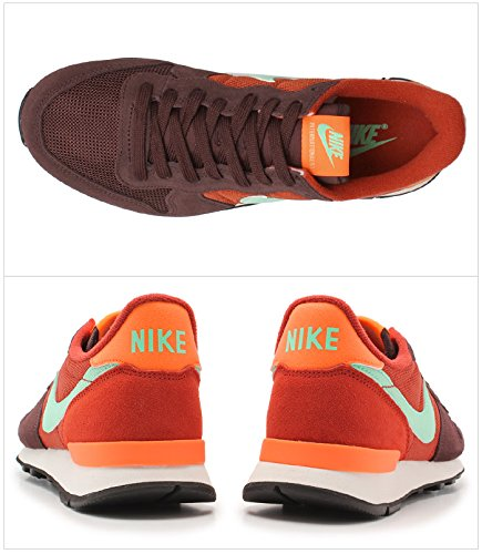 45ffa4281a18 ... good amazon nike internationalist mahogany cinnabar total orange green  glow womens shoes mahogany cinnabar total orange ...