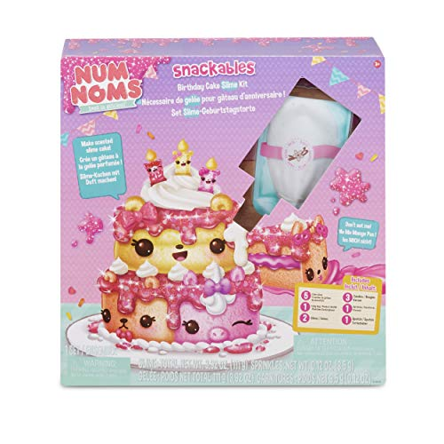 Num Noms Snackables slime kit