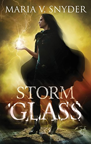 Storm Glass: A Fantasy Novel with Murder and Magic (The Chronicles of - Glasses Magic The