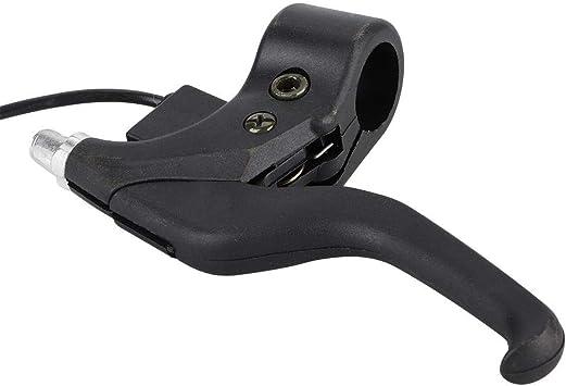 Black Plastic Left Side Electric Brake Lever For Razor Scooter Pocket e-Bike Suuonee e-Bike Brake Lever