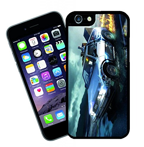 Back to the Future - This cover will fit Apple model iPhone 7 (not 7 plus) - By Eclipse Gift Ideas