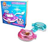 Cepia Zhu Zhu Pets Giant Hamster Fun House with 1 Kitchen/Bedroom Studio, 1 Bathroom, 1 Tunnel, 2 Connectors and 4 Door Caps (Playset is over 28 Inches Long, Hamster Sold Separately)