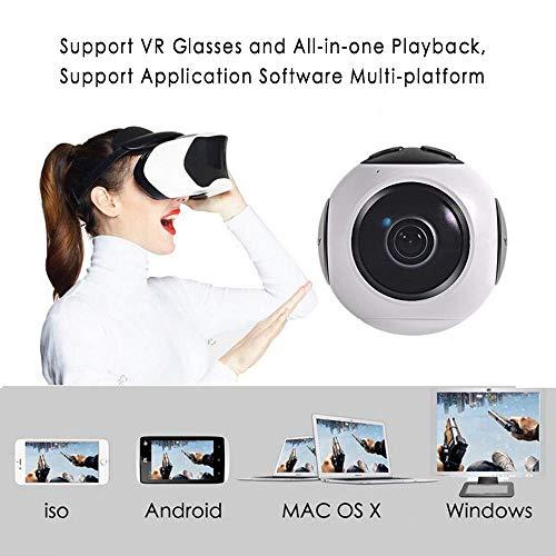 SHOPUS | Mini VR Video Cameras,360 Degree Video Action