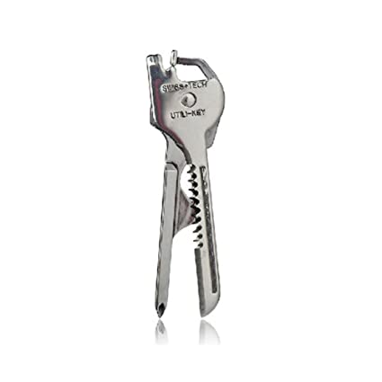 Amazon.com: Key Ring Multi-Function Tool - BESTGIFT 6-in-1 ...