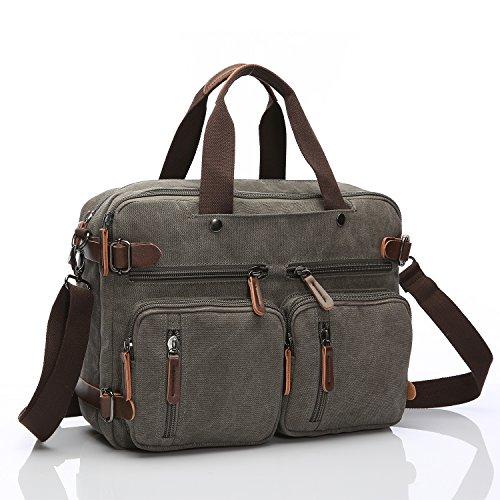 Backpack Messenger Bag Hybrid - 1