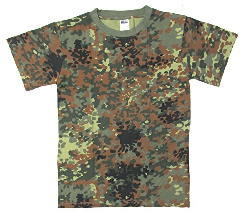 German army flecktarn shirt