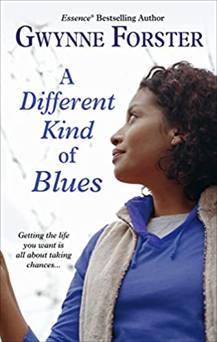 book cover of A Different Kind of Blues