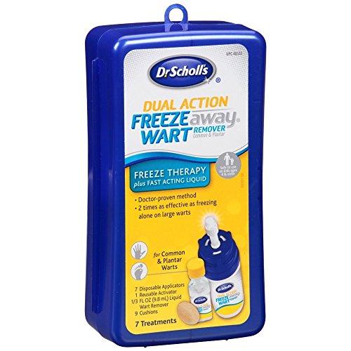 freeze away wart - 9
