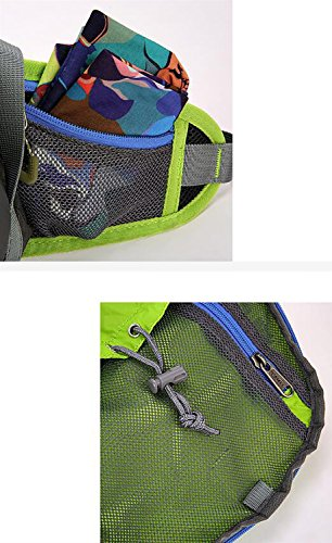HWLXBB Outdoor Bergsteigen Tasche 16L Wasserdichte Camping Tourismus Bergsteigen Rucksack Männer und Frauen Walking Bergsteigen Tasche ( Farbe : 3* )