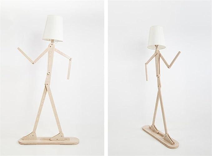 Atmko lampada da terra lampada a stelo piantana paralumi in