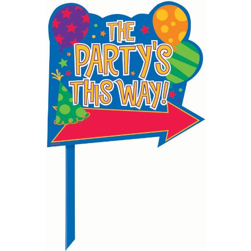 Party Fun Directional