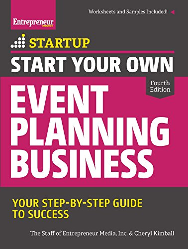 Amazon.c: Start Your Own Event Planning Business: Your Step-By ...