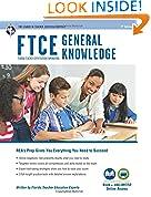 #5: FTCE General Knowledge Book + Online (FTCE Teacher Certification Test Prep)