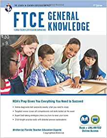 ftce general knowledge essay test Learn about the florida teacher certification examinations and some will have a few essay questions test environment general knowledge test.