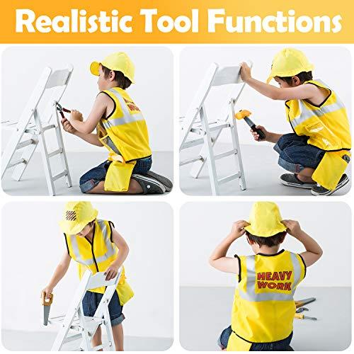 iPlay, iLearn Construction Worker Play Kit Set