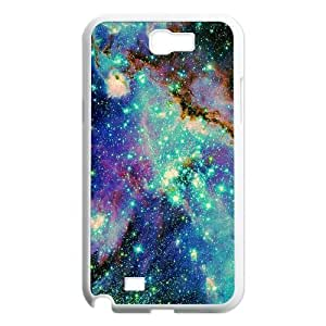 T-TGL(RQ) Personalized Stars Pattern Protective Hard Case for Samsung Galaxy Note 2 N7100