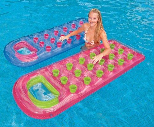 18 Pocket Suntanner Lounge Floating Lounger product image