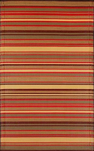 Amazon.com: Mad Mats Stripes Indoor/Outdoor Floor Mat, 4 by 6-Feet ...