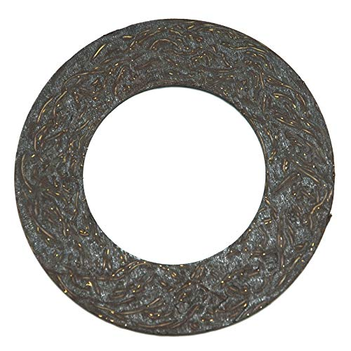 Slip Clutch Friction Disc Plate (4 Pack) ID 3.9'' w/ 6.2'' OD & Thickness of .125'' Farmer Bob's Parts FP6239