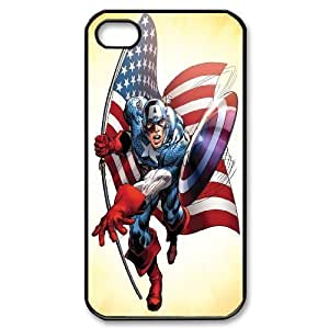 Custom High Quality WUCHAOGUI Phone case Caption American Pattern Protective Case For Iphone 5c case cover - Case-5