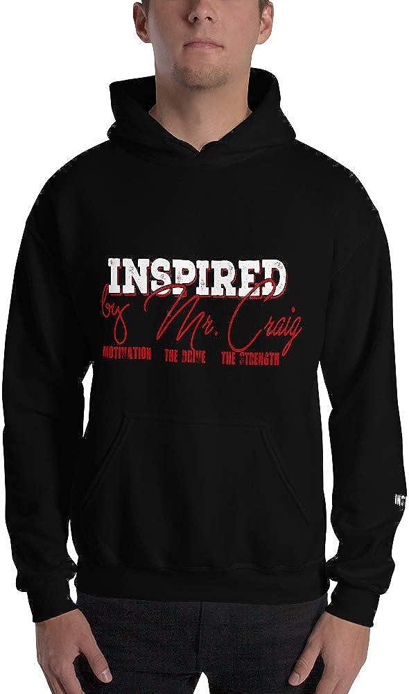 Inspired By Mr Craig Hooded Sweatshirt