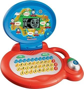 VTech 80-071304 - Ordenador portátil Thomas aprendizaje [Importado de Alemania]: Amazon.es: Juguetes y juegos