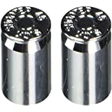 Sickshooter .45 Caliber Shell Valve Stem Caps (SuperChrome)