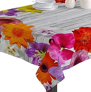 Martina Home Cosmos Tovaglia, Tessuto,, 140x 180cm Enguitex Home MDP240COSMOS