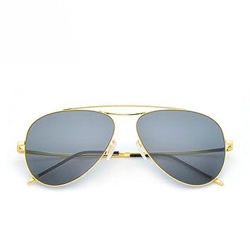 RPFU Gafas De Sol Hombres Y Mujeres Lentes De Nylon Polarizadas Gafas De Conducción Duras,