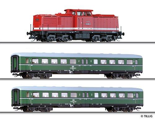 Tillig ティリッヒ 01425 TT 1/120 ディーゼル機関車