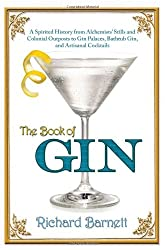 the book of gin richard barnett gin nerds. Black Bedroom Furniture Sets. Home Design Ideas