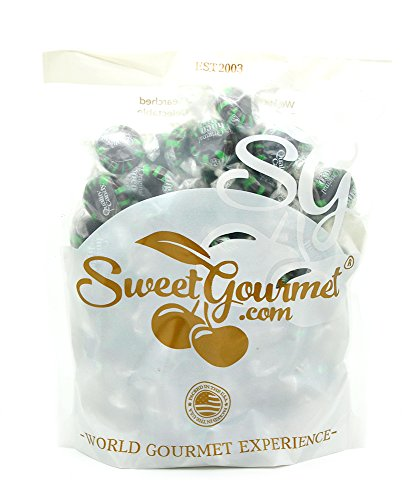 - SweetGourmet Gourmet Wrapped Starlights - Hard Candy (Chocolate-Mint, 1Lb)