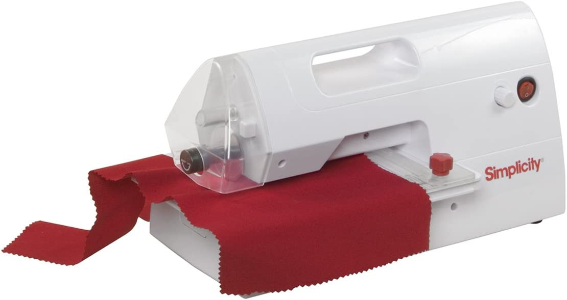 Simplicity Deluxe Rotary Cutting//Embossing Machine